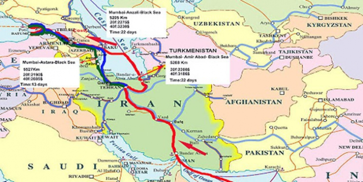 ظرفیت مرز آستارا از ۲۵۰ دستگاه کامیون در روز به حدود ۲۰ دستگاه کامیون در روز رسیده است و ایجاد صفهای کیلومتری از کامیونها و محمولههای ایرانی پشت مرز این کشور، منجر به فاسد شدن بسیاری از کالاهای صادراتی ایران به روسیه شده است.