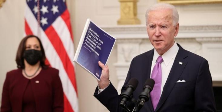 دولت جدید آمریکا با انتشار سند موقت راهبرد امنیت ملی، مدعی شد ایران به دنبال توانمندیهای تحولآفرین است و واشنگتن نیز متعهد است تا با اقدامات تهران مقابله کند.