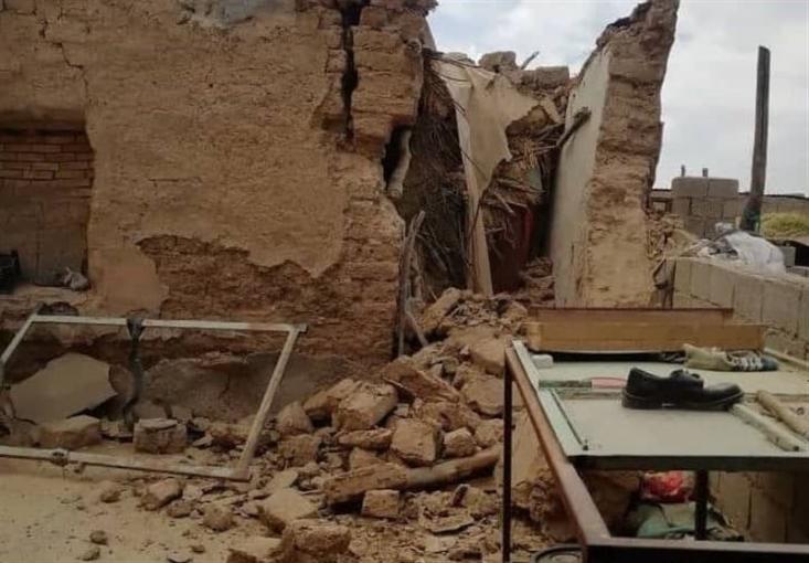 زمینلرزهای به بزرگی ۵.۹ ریشتر در عمق ده کیلومتری زمین مرز استانهای بوشهر و فارس حوالی بندر گناوه را لرزاند.