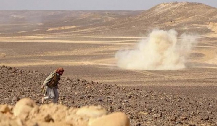بر اساس گزارشهای منتشر شده، نیروهای ارتش و کمیتههای مردمی یمن همچنین به سمت گذرگاه «الودیعه» با عربستان سعودی نیز پیشروی کردند.