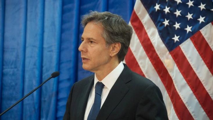 بلینکن در اظهاراتی وقیحانه اعلام کرد: ایران باید به تعهداتش به پادمانها و توافق با آژانس بین المللیانرژی اتمی و دیگر تعهدات بین المللی خود عمل کند.