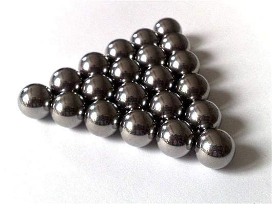 بلبرینگها از اجزای مختلفی تشکیل شدهاند که یکی از مهمترین اجزای آن ساچمه است. ساچمه به گلولههای کوچک سربی گفته میشود که در صنعت و به خصوص در بلبرینگها هم کاربرد دارد.