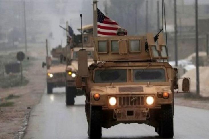 سه کاروان حامل تجهیزات لجستیکی برای ارتش تروریستی آمریکا در مرکز و جنوب عراق هدف حمله قرار گرفته است.