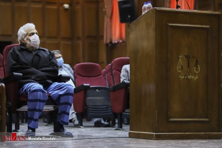 دومین جلسه دادگاه رسیدگی به اتهامات حسن میرکاظمی معروف به رعیت در شعبه ۵ دادگاه کیفری یک استان تهران به ریاست قاضی بابایی برگزار شد.