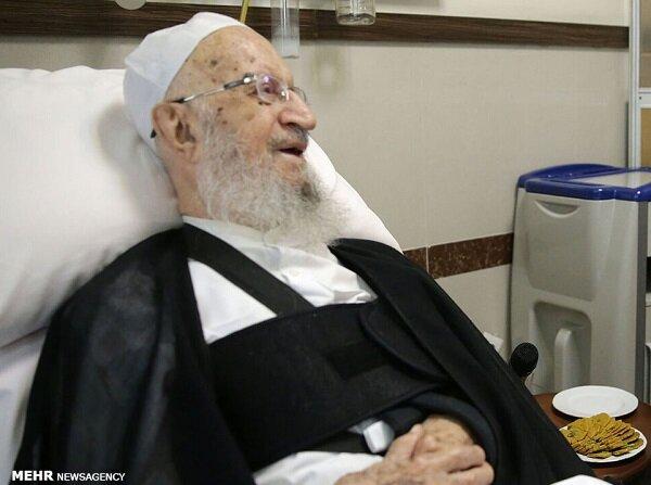 دفتر آیتالله مکارم شیرازی،از بهبود وضعیت جسمانی این مرجع تقلید شیعیان خبر داد.