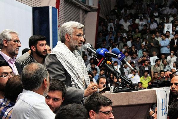 ۱۳۱۳ نفر از اقشار مختلف استان بوشهر در بیانیهای خطاب به سعید جلیلی، عضو شورایعالی امنیت ملّی، خواستار کاندیداتوری وی در انتخابات ریاستجمهوری سیزدهم شدند.