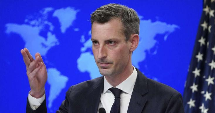 این مقام وزارت خارجه آمریکا  اعلام کرد ما به دنبال آن هستیم که تفاهمهای طولانی تر، قوی تر و گسترده تر با ایران (در موضوع برجام) داشته باشیم.