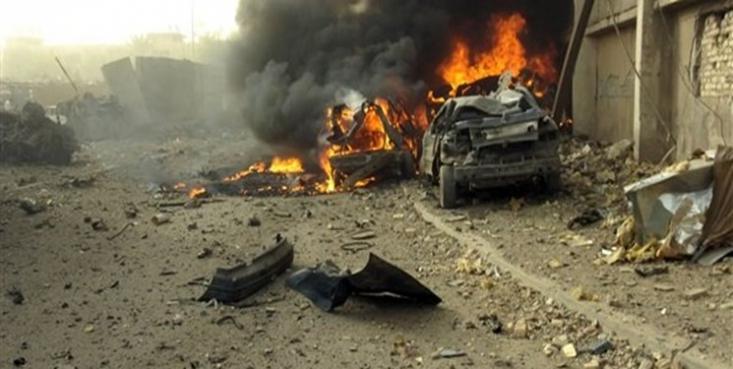 انفجار یک خودروی بمبگذاری شده درست در مرکز سرزمینهای اشغالی، بار دیگر سبب حکمفرما شدن ترس و وحشت در سرزمینهای اشغالی شد.
