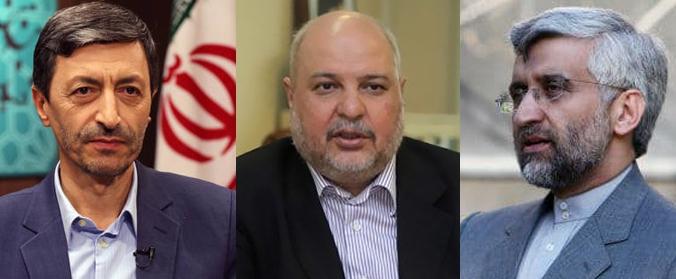 رجانیوز در این گزارش به بررسی وضعیت سه تن از چهرههایی پرداخته که با قوت بیشتری میتوانند پرچمدار گفتمان جریان انقلابی در عرصه انتخابات آتی ریاست جمهوری باشند.