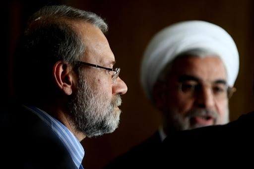 لاریجانی  با حضور در ستاد انتخابات وزارت کشور و اعلام نامزدی برای انتخابات، دوباره به متن سیاست کشور بازگشت تا به مردم بگوید سایه خانواده لاریجانی به این زودیها از سر کشور کم نخواهد شد.