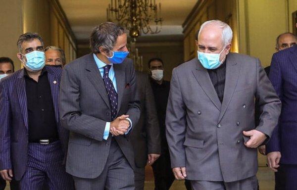 غریبآبادی، نماینده ایران در آژانس بینالمللی انرژی اتمی خبر داده که ایران توافق موقت با آژانس را تمدید نکرده بلکه تصمیم گرفته یک ماه دیگر ثبت و نگهداری دادهها را نزد خود نگه دارد!