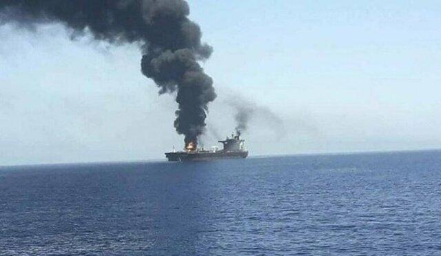 روز پنجشنبه هفتم مردادماه کشتی مرسر استریت متعلق به یک شرکت اسرائیلی در دریای عمان دچار سانحه شد. برخی رسانههای منطقهای و غربی بلافاصله انگشت اتهام را به سوی ایران گرفته مدعی شدند پهپادهای ایرانی این کشتی را هدف قرار دادهاند.