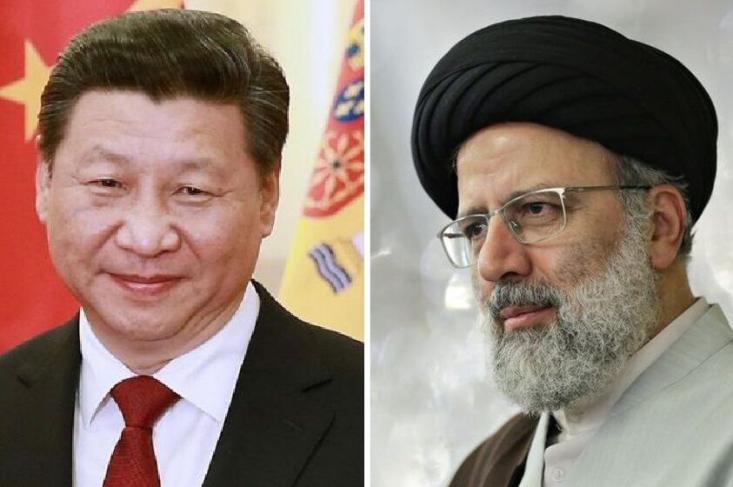 رئیس جمهور چین ضمن قدردانی از حمایت ایران از منافع بنیادین چین، حمایت کشورش از عضویت رسمی ایران در پیمان شانگهای را در راستای منافع درازمدت این سازمان عنوان کرد.