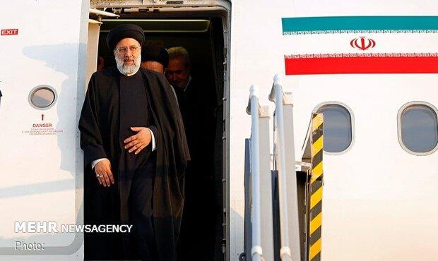 رئیسی که صبح جمعه هفته قبل به صورت سرزده به استان خوزستان سفر کرده بود، در کم تر از یک هفته دومین سفر استانی خود را انجام داد.