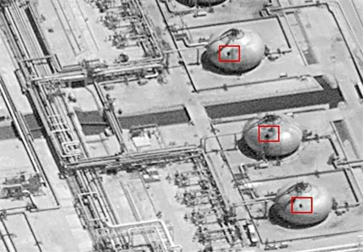 سخنگوی نیروهای مسلح یمن گفت، عملیات توازن بازدارندگی هفتم تاسیسات وابسته به شرکت آرامکو را در منطقه «الدمام» در شرق عربستان با هشت پهپاد از نوع «صماد سه» و یک موشک بالستیک از نوع «ذوالفقار» هدف قرار داده است.