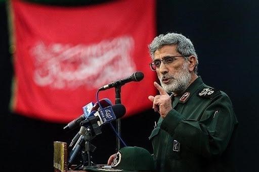 در نشست غیرعلنی امروز مجلس سردار قاآنی فرمانده نیروی قدس سپاه با حضور در صحن گزارشی را در مورد وضعیت افغانستان ارائه کرد.