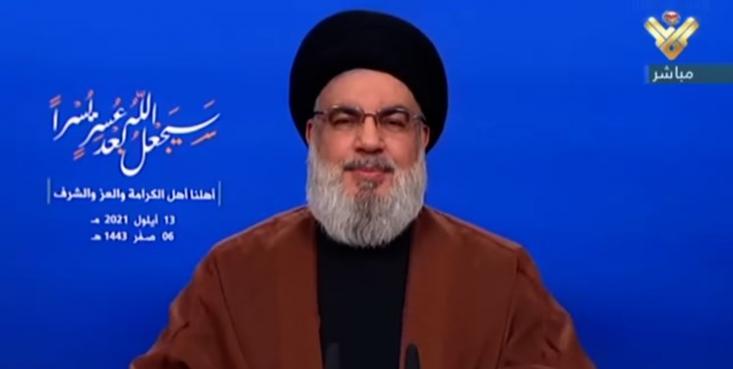 شب گذشته سید حسن نصرالله درباره رویدادهای منطقه از جمله تحولات لبنان بهویژه در خصوص تشکیل دولت جدید لبنان سخنرانی کرد.