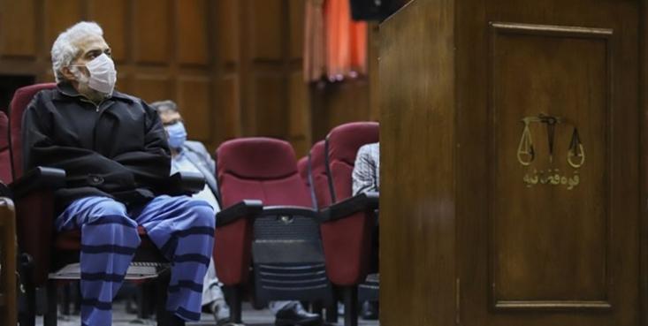 خداییان سخنگوی قوه قضاییه گفت: در این پرونده مجرم اصلی به یک فقره حبس ۲۵ سال، سه فقره حبس سه سال و یک فقره حبس یکسال، جمعا به ۳۵ سال حبس محکوم شد.