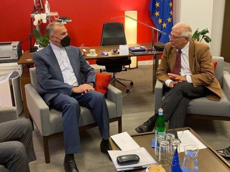 رئیس دستگاه دیپلماسی کشورمان با انتقاد از کشورهای اروپایی گفت: سه کشور اروپایی به جای فشار به آمریکای ناقض برجام برای بازگشت به تعهداتش، مدام خواستار تعجیل ایران به انجام مذاکرات هستند.