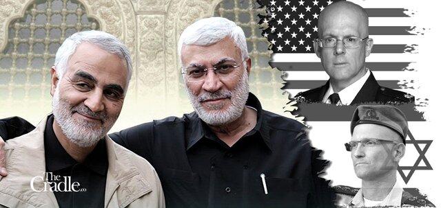 این دو افسر ارشد طی عملیاتی نظامی در اربیل، در شمال عراق کشته شده اند. پیشتر مقامات آمریکایی و منابع اسرائیلی مرگ این دو را تایید کرده بودند اما مدعی شده بودند که در رخدادهایی غیر نظامی جان خود را از دست داده اند.