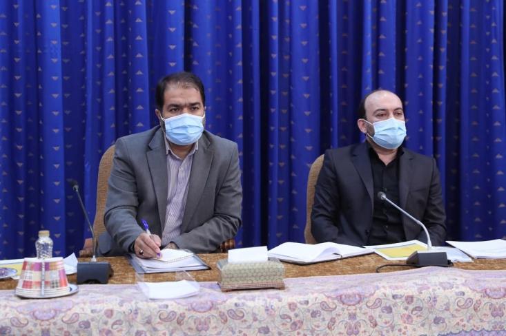 در جلسه امروز هیات دولت مهندس مهدی دوستی و  دکتر سیدرضا مرتضوی به ترتیب عنوان استانداران هرمزگان و اصفهان رای اعتماد گرفتند.