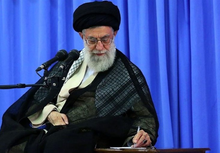 رهبر انقلاب در پی موفقیت ورزشکاران ایران در مسابقات کشتی فرنگی قهرمانی جهان پیام تقدیری صادر کردند.