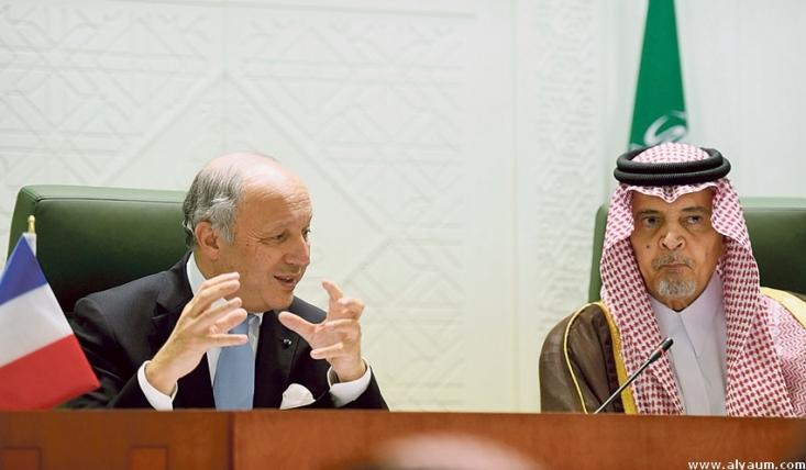 فیصل در بخشی از اظهارات خود در این کنفرانس خبری مدعی شد که که نقش ایران در یمن غیر سازنده است و منجر به افزایش خشونت در این کشور شده است اما در عین حال تاکید کرد که «ما با ایران در جنگ نیستیم.»
