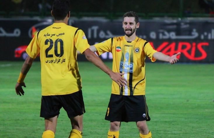در روزی که نفت تهران و تراکتورسازی فرصتسوزی کردند، سپاهان جام قهرمانی لیگ برتر را تصاحب کرد.