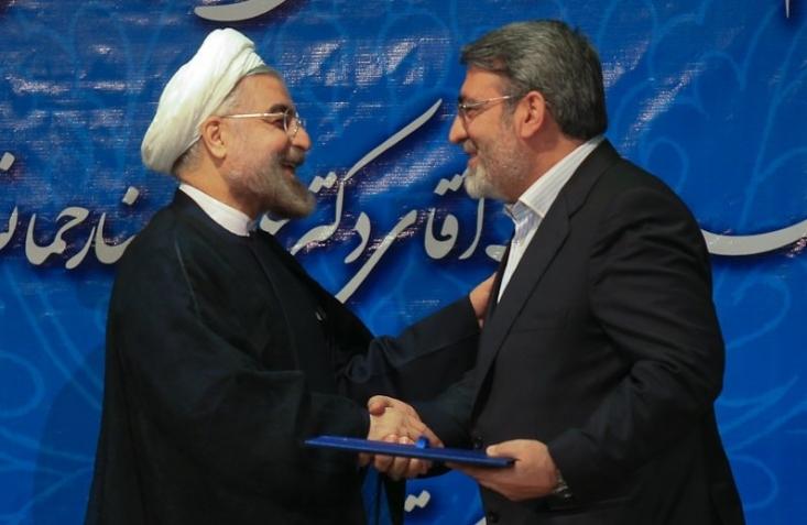 مجری انتخابات، نتیجه انتخابات ریاست جمهوری در سال ۹۶ را اعلام کرد: دولت روحانی ۸ ساله است!/ آیا وزیر کشور از علت حمله سنگین به شورای نگهبان رمز گشایی کرده است!؟