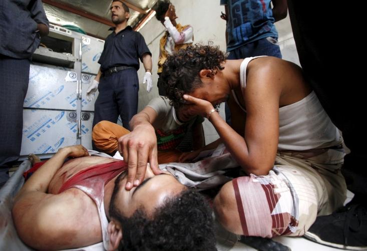 کشته های درگیری ائتلاف سعودی و انصارالله
