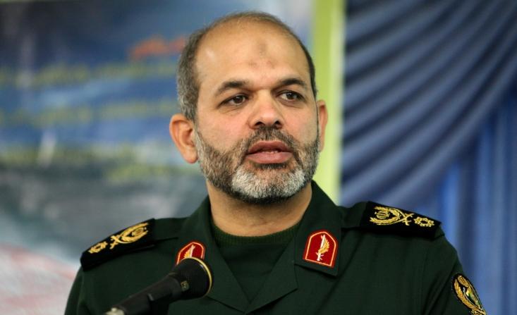 سردار وحیدی در این مصاحبه گفته است: الگوگیری از این بازدارندگی موشک به خوبی در جنگ سی و سه روزه، جنگ 22 روزه، جنگ 8 روزه و در جنگ 51 روزه ملاحظه شد. یعنی از الگوی کاملا شناخته شده و تعریف شده که مبتکرش ایران بود، استفاده شد و آنها از حمایتهای ایران هم برخوردار شدند.