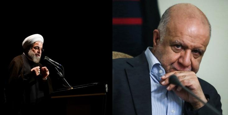 در حالی که  روحانی در آذر 81 اعتراض شدید خود را نسبت به قرارداد کرسنت به رئیس جمهور وقت اعلام کرده بود، حالا زنگنه در مصاحبه خود گفته است مگر میشود قرارداد نفتی امضا کرد و مقامات عالی کشور در جریان نباشند؟!