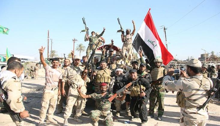 نيروهاي مردمي از 42 گروه مسلح ثبت شده نزد مشاور امنيت ملي تشكيل شده است كه قريب به 118 هزار رزمنده دارد و 60 هزار نفر از آنها در حال حاضر در جنگ با داعش به سر مي برند.گروههاي مسلح به دو بخش تقسيم مي شوند: نخست گروههاي مسلح معروف مانند سازمان بدر و گردان هاي حزب الله و عصائب اهل الحق و بخش دوم را گروههاي كوچكي تشكيل مي دهند كه بخش اعظم آنها پس از فتواي آيت الله سيستاني به وجود آمده اند.