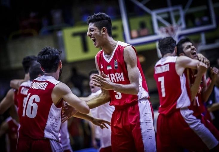 تیم بسکتبال جوانان ایران به مقام قهرمانی مسابقات زیر ۱۸ سال آسیا رسید.