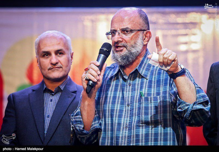 سعید قاسمی و حسن عباسی