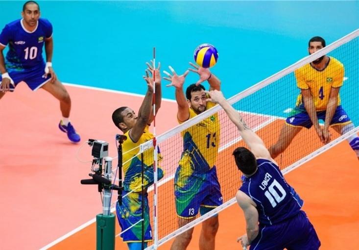 تیم ملی والیبال مردان برزیل با پیروزی مقابل ایتالیا به مدال طلای بازیهای المپیک ۲۰۱۶ رسید.