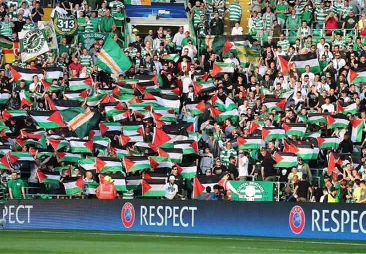 هواداران تیم فوتبال سلتیک با جمعآوری کمکهای خیریه، اقدام اتحادیه فوتبال اروپا را برای جریمه کردن آنها در بازی اروپایی اخیرشان تلافی کردند.