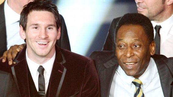 پله، اسطوره فوتبال برزیل به تمجید از لیونل مسی پرداخت و مدعی شد که او کامل ترین بازیکن جهان است.