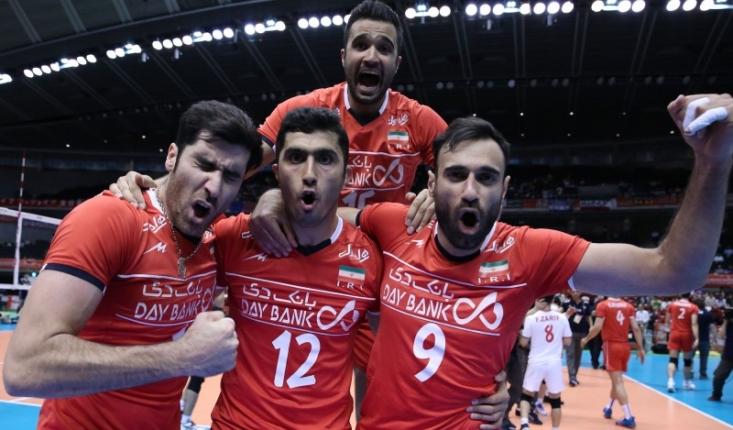 تیم ملی والیبال ایران در جدیدترین رنکینگ فدراسیون جهانی والیبال در جایگاه هفتم جهان قرار گرفت.