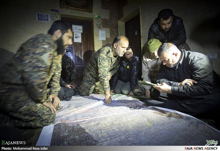 شهر الحاضر واقع در سوریه