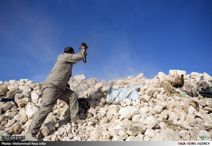 منطقه خان طومان سوریه