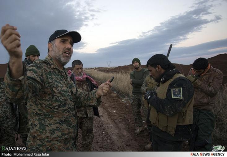 منطقه الحاضر در سوریه