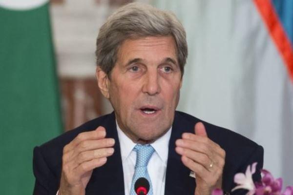 وزیر خارجه آمریکا از احتمال ایجاد محدودیت برای پرواز جنگنده های سوریه بر فراز مناطق تحت نفوذ مخالفان به اصلاح میانه روی دولت سوریه خبر داد.