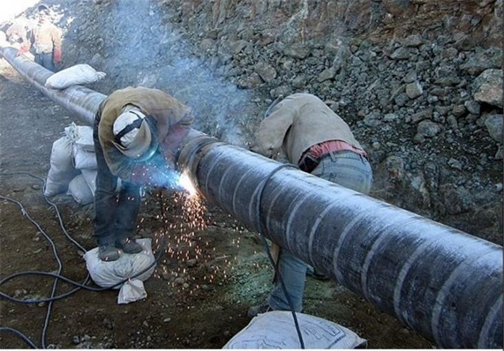 آذربایجان صادرات گاز به ایران را متوقف کرد