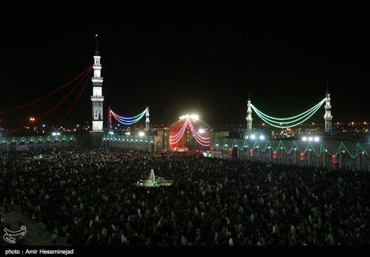 عکس های هتل جمکران مشهد