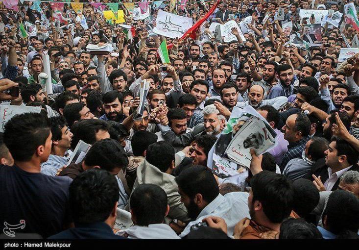 روزنامه اصلاحطلب آرمان: جلیلی میخواهد احمدینژادی شود