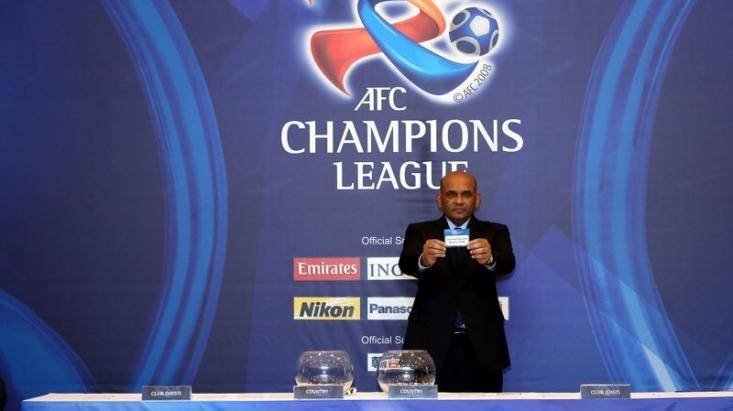 پرسپولیس با تیم های الریان قطر، الهلال عربستان و برنده الوحده ـ الوحدات ـ بنگلور همگروه شد.