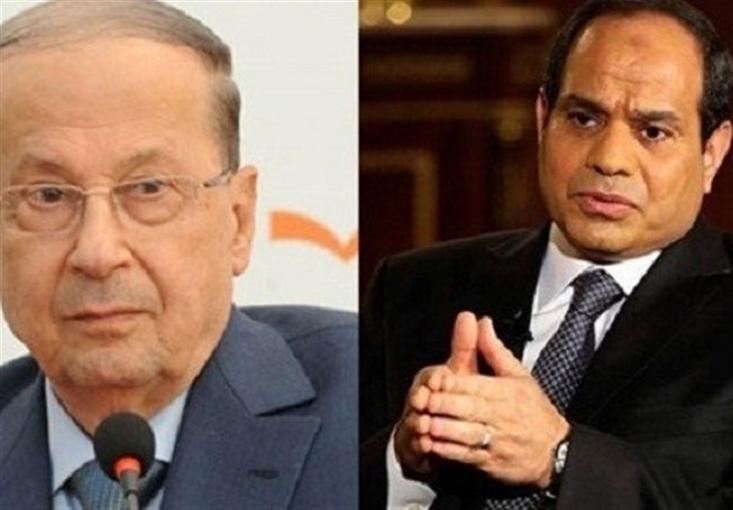 رئیس جمور مصر پس از دیدار با رئیس جمهور لبنان در قاهره گفت که این کشور آماده همکاری با ارتش لبنان و مبارزه علیه تروریسم است.
