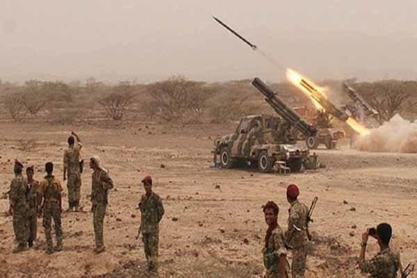 نیروهای یمنی یک هواپیمای شناسایی متجاوزان سعودی را در بخش «صرواح» استان مارب یمن ساقط کردند و مواضع سعودی در نجران و جیزان را هدف قرار دادند.