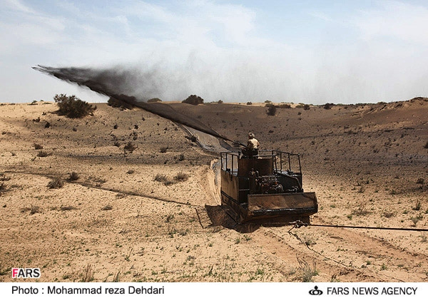 زنگنه بودجه کنترل منشاء ریزگردهای خوزستان را قطع کرد!